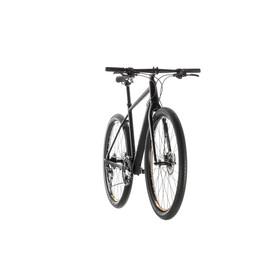 Cube Hyde Bicicletta da città nero